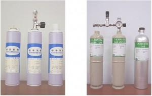 拋棄式標準氣體